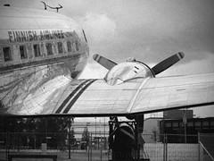 OH-LCD Lokki Finnish Airlines Douglas DC-3 Helsinki Aviation Museum