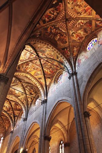 Duomo di Arezzo: interni