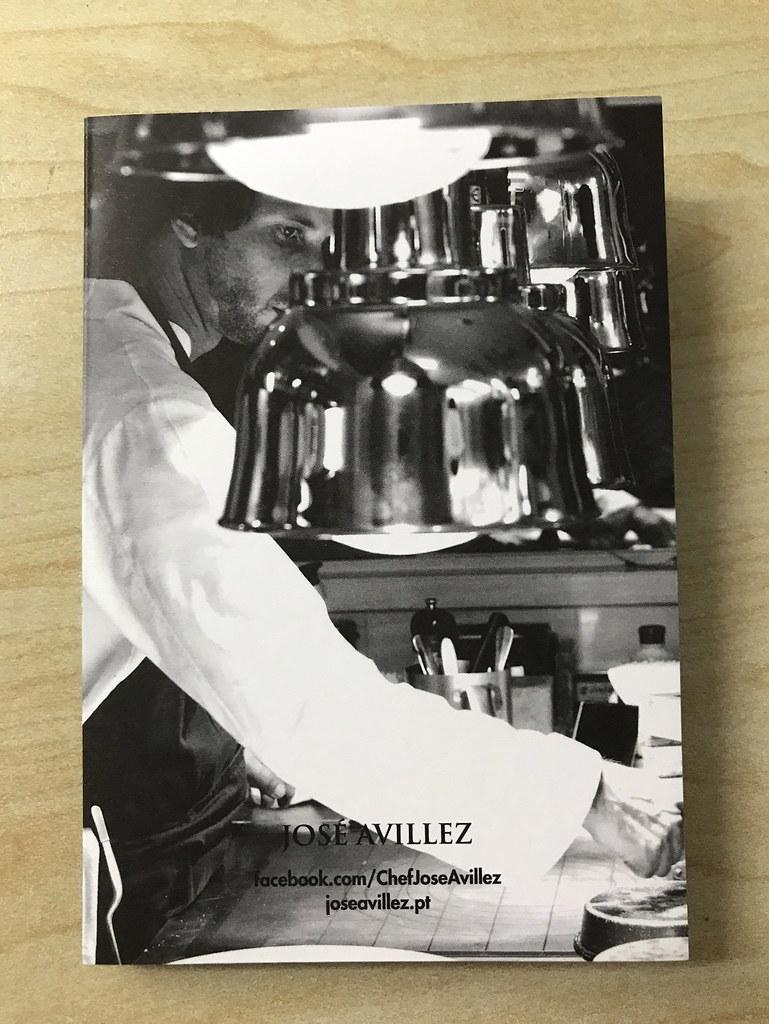 Chef Jose Avillez, Lisbon Portugal