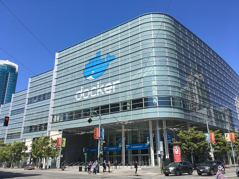 DockerCon SF 2018