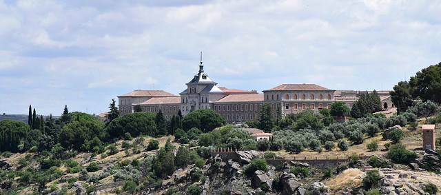 Academia de Infantería (Toledo, Castilla-La Mancha, España, 11-6-2018)