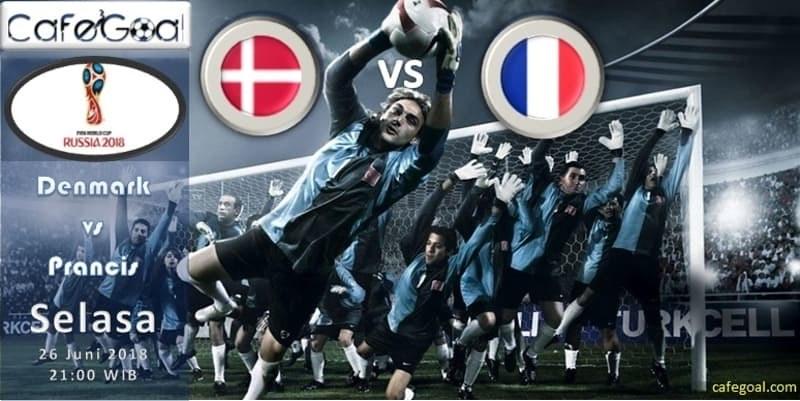 Prediksi Bola Denmark vs Perancis , Hari Selasa 26 Juni 2018 – Piala Dunia