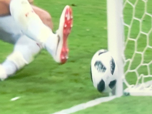 Tunisia 1 - 2 England