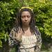 DSC_4090 John Wesley Chapel City Road London with Alesha with Jamaican Dreadlocks