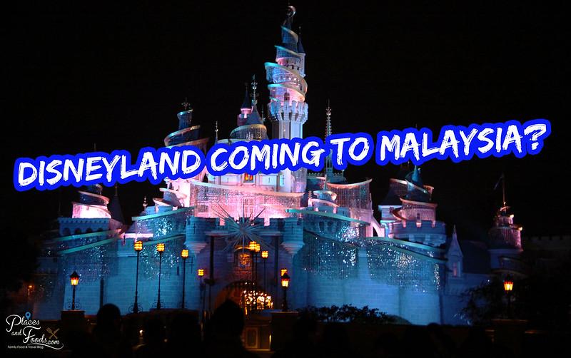 disneyland malaysia