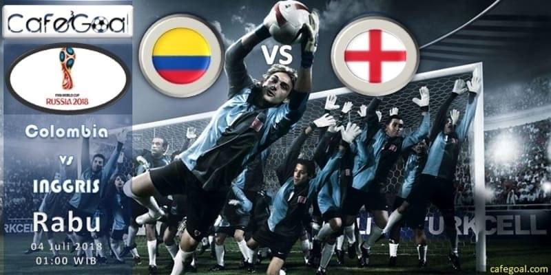 Prediksi Bola Colombia vs Inggris, hari Rabu, 4 Juli 2018 – Piala Dunia