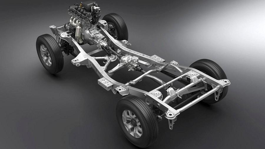 Suzuki Jimny pretstavuvanje 9