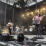 Sat, 09/06/2018 - 6:57pm - Live on WFUV Radio from Forest Hills Stadium, The Head and The Heart on 6/9/18. Photo by Gus Philippas/WFUV