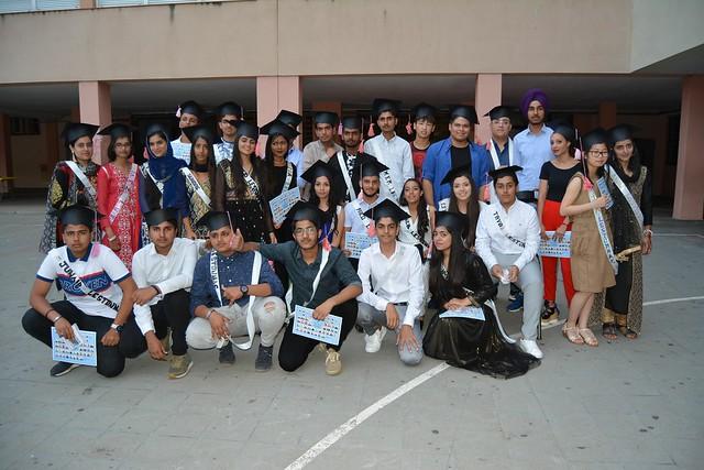 Festa de Graduació 4t ESO. Curs 2017-20188