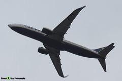 EI-FZM - 44785 - Ryanair - Boeing 737-8AS - Donington - 180402 - Steven Gray - IMG_0261