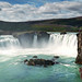 Godafoss and Kevin by eScapes Photo