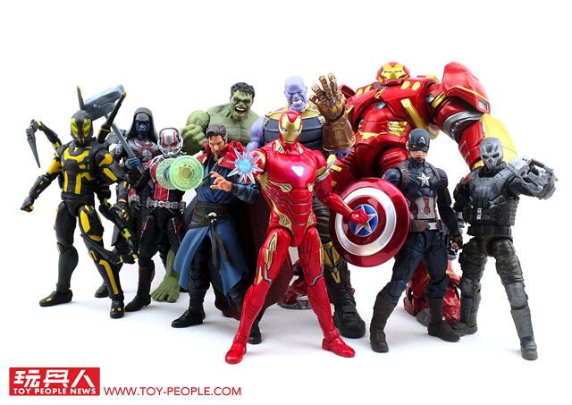 To the Next 10 Years! Hasbro Marvel Legends - Marvel Studios: The First Ten Years Unboxing Report (Part 2)