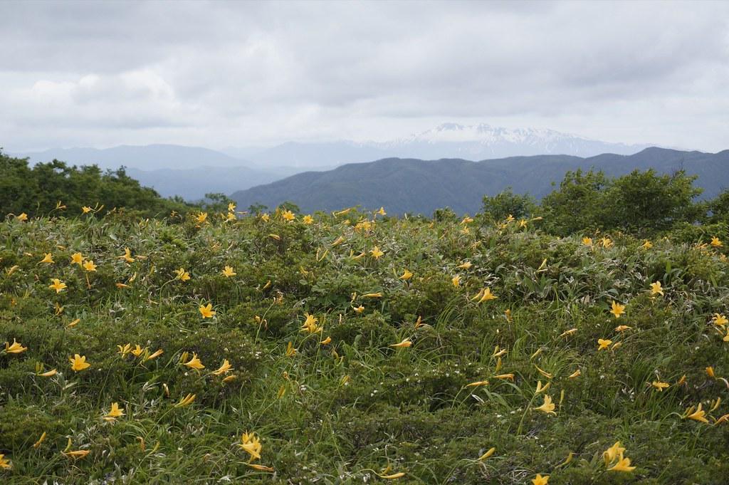 Attack to the Mt. SHIRAKIGAMINE