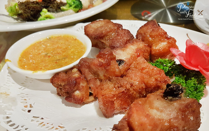 hee lai ton fried pork ribs