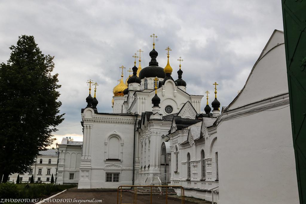 Круиз на теплоходе «Дмитрий Фурманов». Кострома #поравкруиз