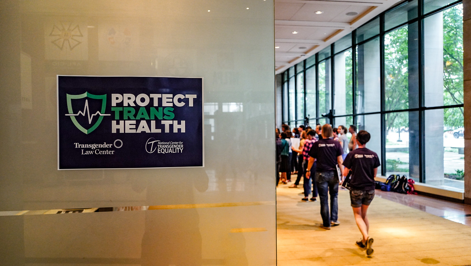 2018.07.17 #ProtectTransHealth Rally, Washington, DC USA 04685