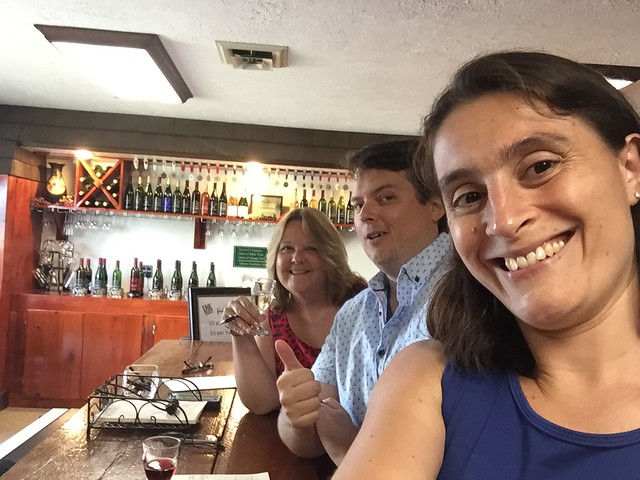 Penn Shore Winery and Vineyard Wine Tasting