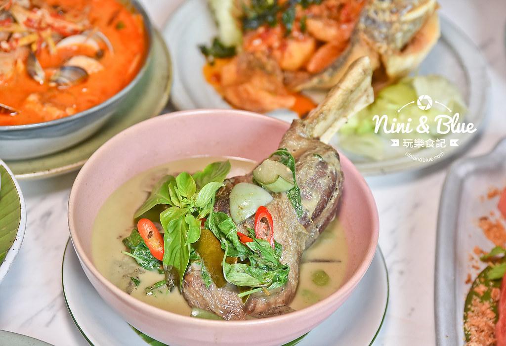 woo 泰式料理  台中 清邁 蔦屋 市政 餐廳 24
