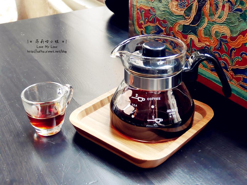 台北迪化街老屋爐鍋咖啡 Luguo Cafe小藝埕artyard (17)
