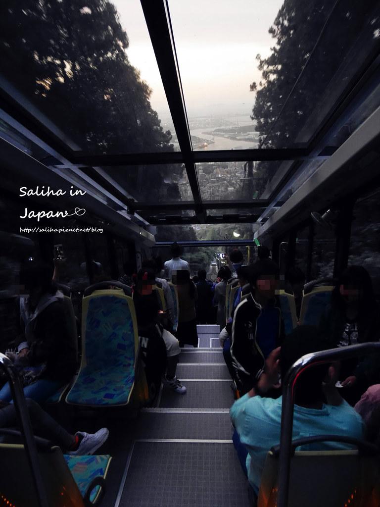 皿倉山夜景纜車 (13)