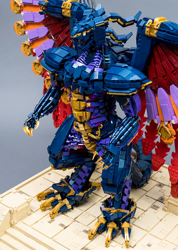 "Bahamut (from ""Final Fantasy X"")"