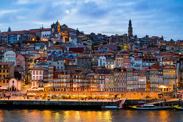 Porto and the Duoro River