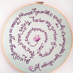 Od Magic Needlework quote