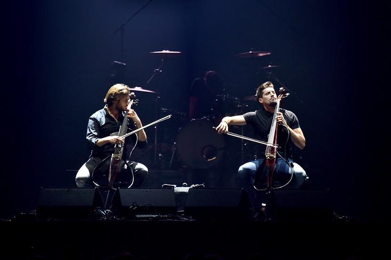 2Cellos @ O2 arena, Praha
