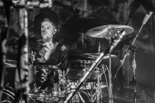 Cold Cave @ Black Cat, Washington DC, 06/16/2018