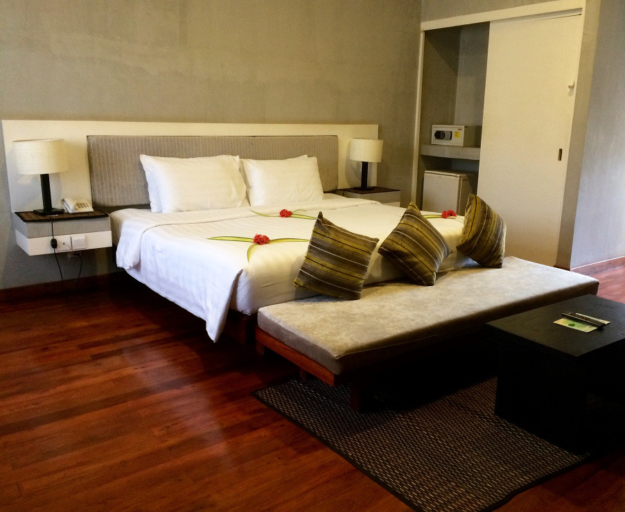 Angkor Suite Bed