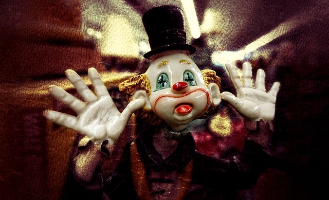 ... and when you're down here with us - YOU'LL FLOAT, TOO!!!