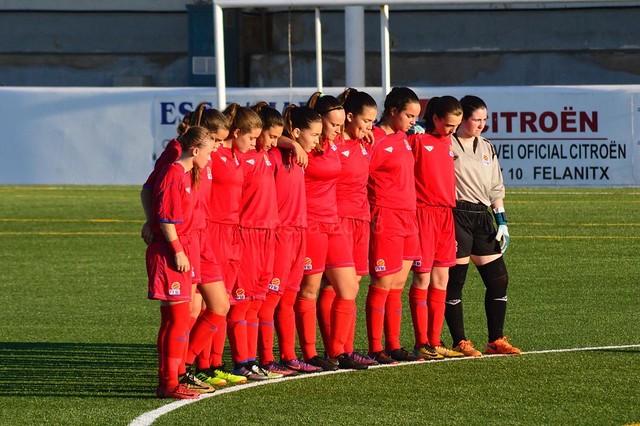 Selección Mallorca Femenina sub-16 y sub-18