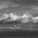 Portishead Skies in mono