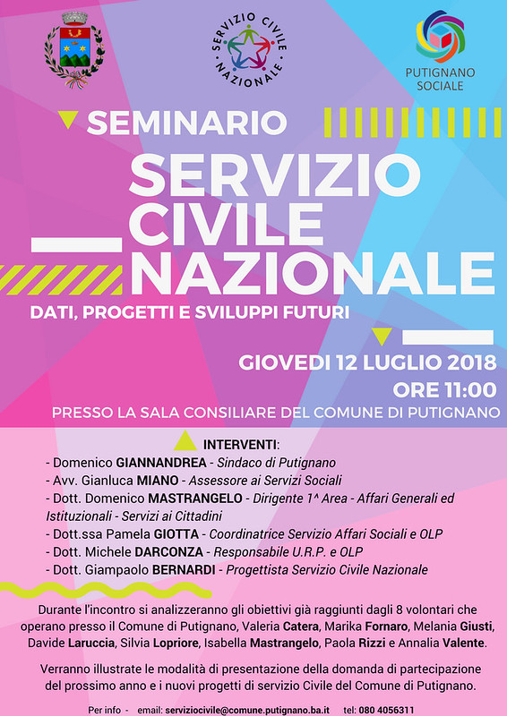 seminario SNC Putignano 2