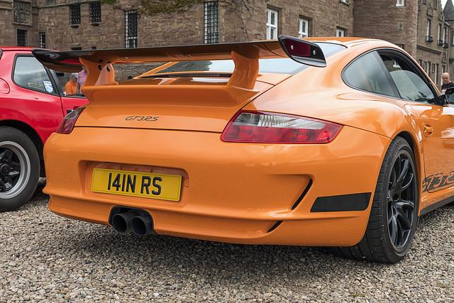 GT3 RS Orange
