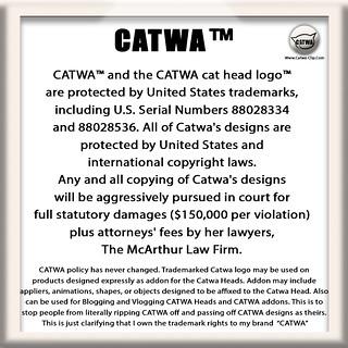 CATWA Trademark