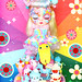 Rainbow Beannie by ♥ Caramelaw ♥