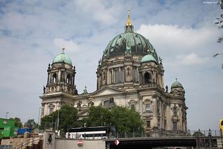 La cathédrale de Berlin (