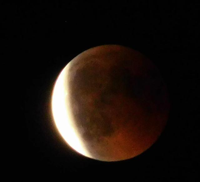 Eclipse de luna de, Nikon COOLPIX S7000