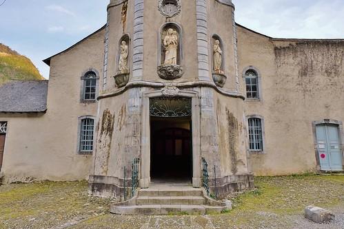 Notre Dame du Refuge, Sarrance