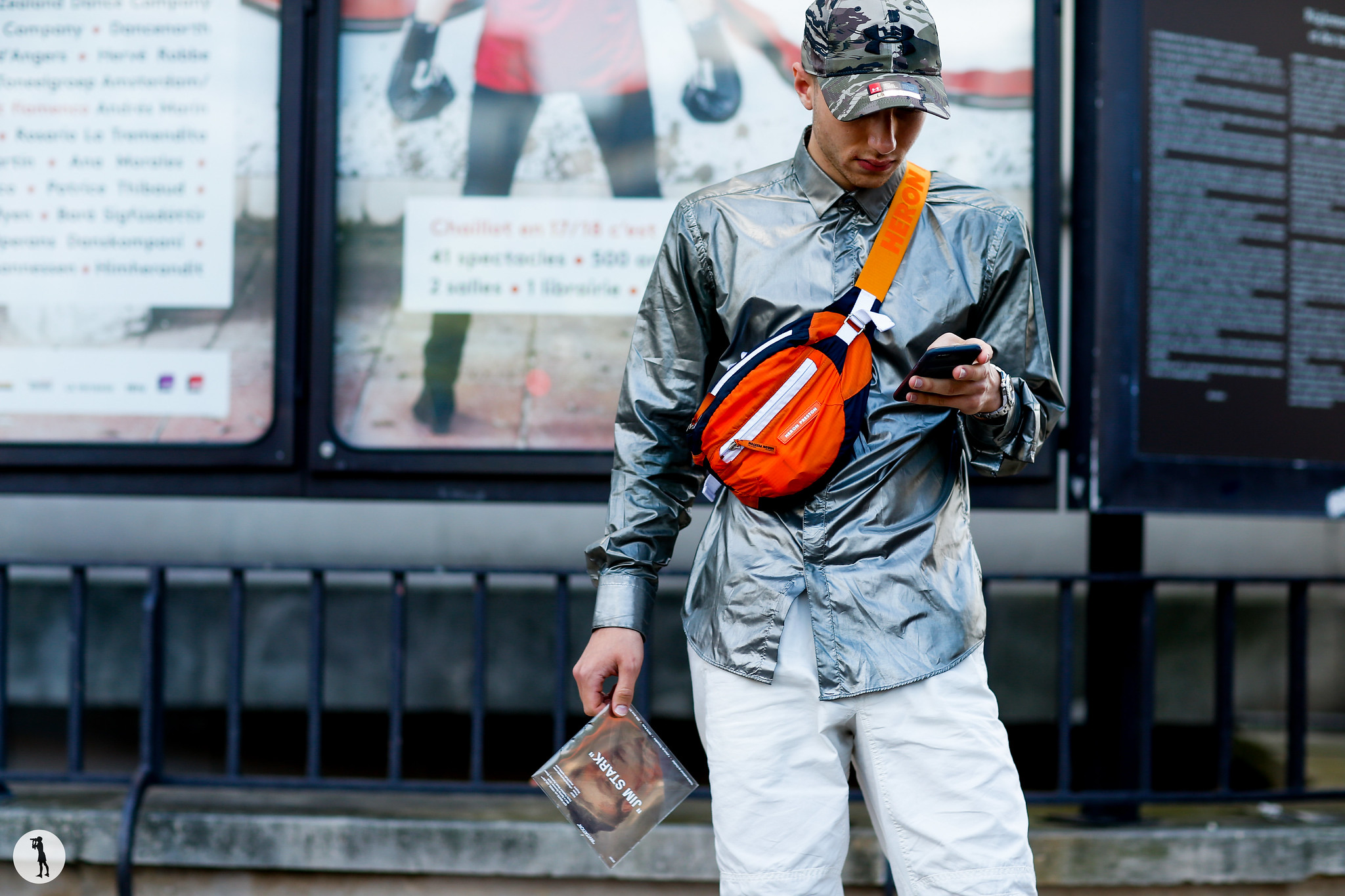 Street style - Paris Fashion Week Menswear SS19 (3)