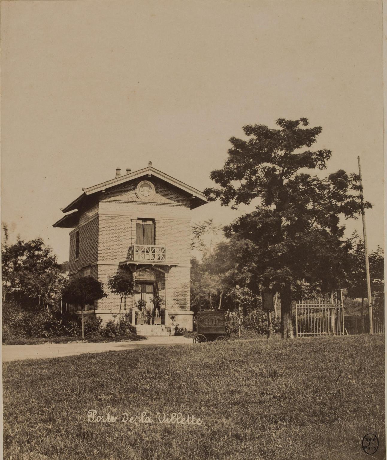 03. Ворота Ла-Виллет