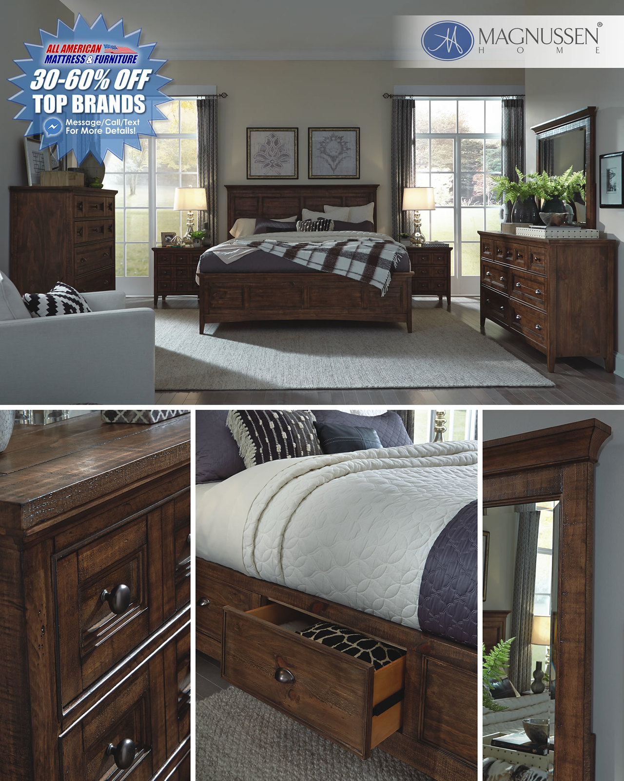 Bay Creek Bedroom Set_B4398_BAY_CREEK_BR_Layout_MP
