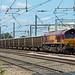 DBC 66 197, West Ealing, 22-06-18