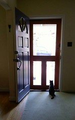 Who's at the door