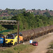 Colas Rail Freight Class 70 811 Kettering North passing HST