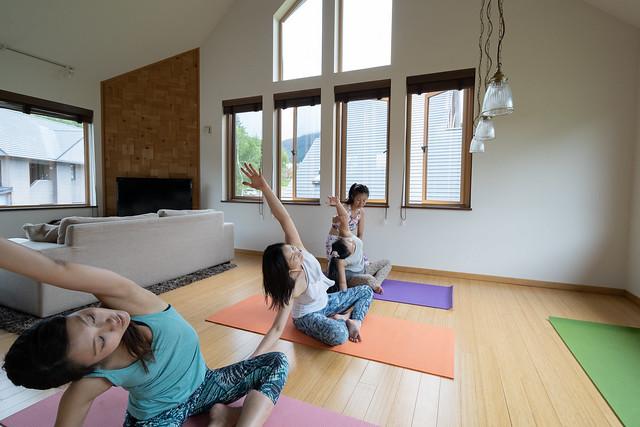 H&J Yoga Gallery