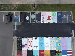 PHUHS Senior Parking Spots