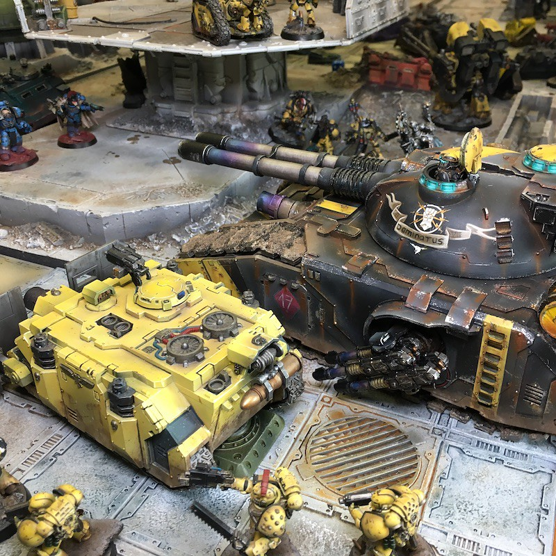 Medal of Colors Assault on Molech battle-102