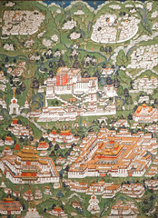 Le Potala, temples et monastères du Tibet (Musée national des arts asiatiques - Guimet, Paris)